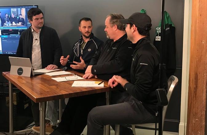 Coachs Playbook - Jack, Dan, Hoag and Mick