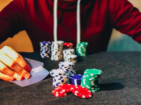 Fold Trading Hand