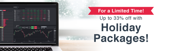 Holiday Packages - For a Limited Time!