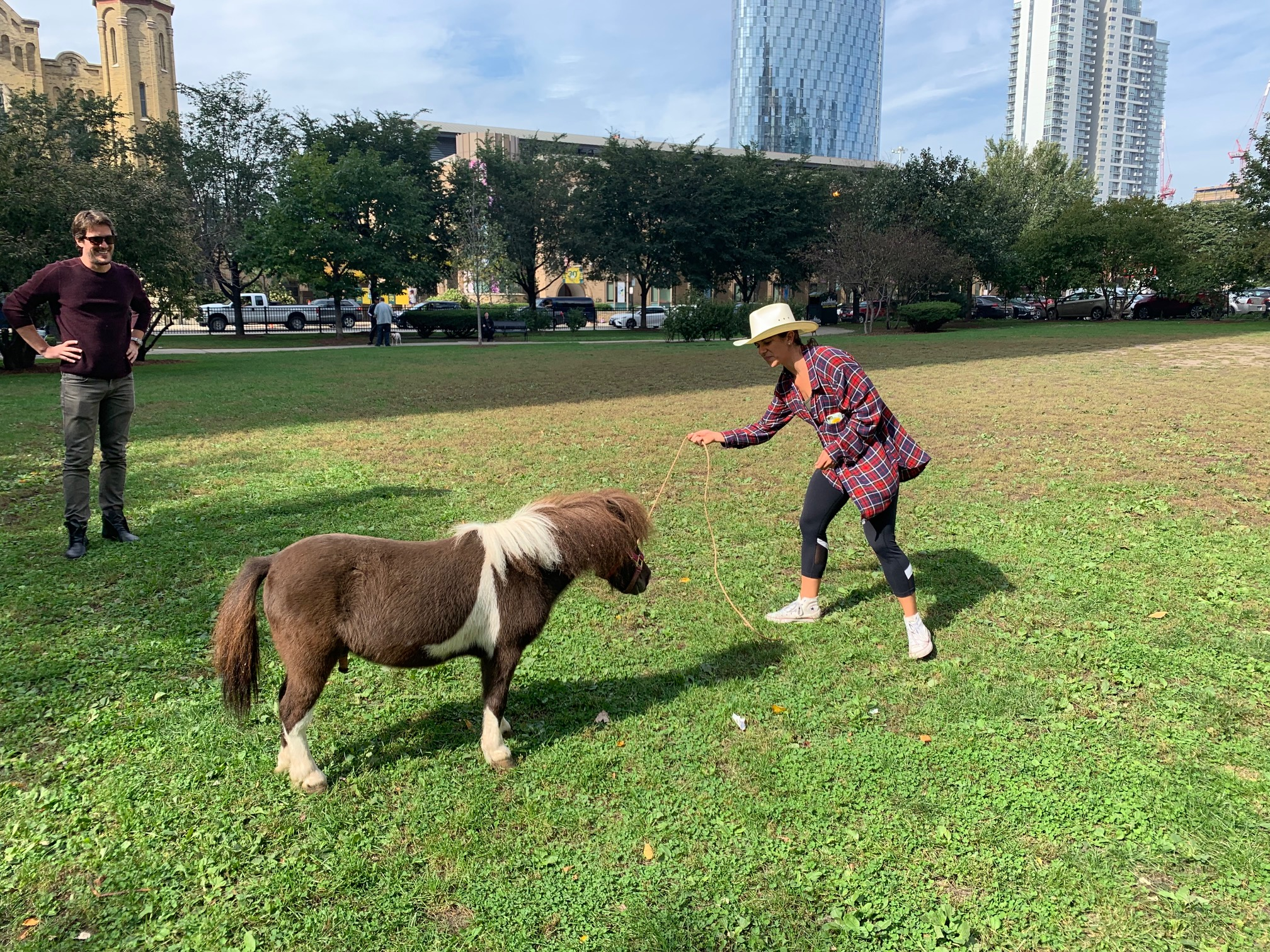 October Funded Trader Shout-outs: Topstep Petting Zoo
