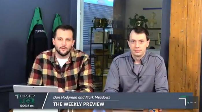 The Weekly Preview