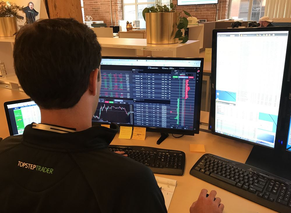 Trading Futures TopstepTrader