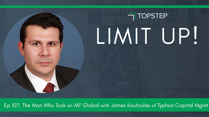 The Man Who Took on MF Global with James Koutoulas of Typhon Capital Management