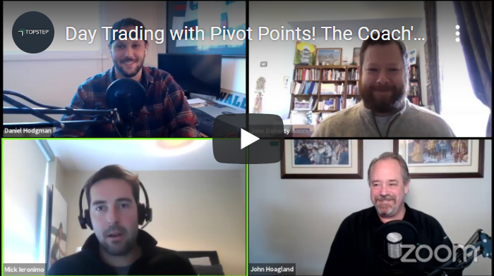 Day Trading Pivot Points - The Coach's Playbook