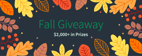 TopstepTrader's Fall Giveaway