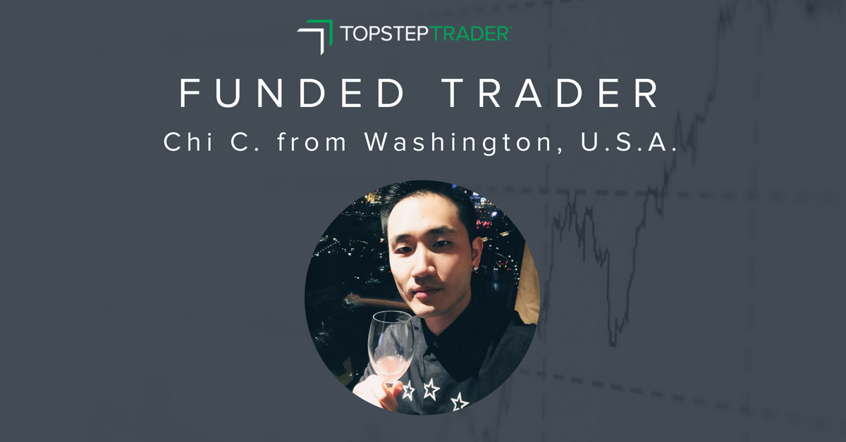 Funded Trader Story: Setting a $50K a Year Pace Trading Just 3 Hours a Day