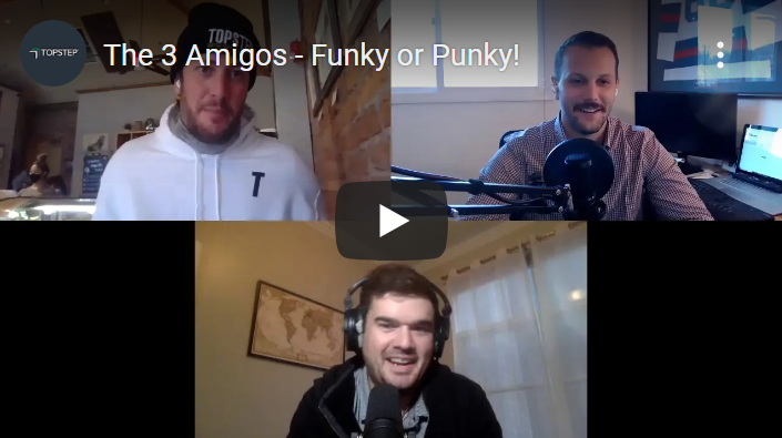 Funky or Punky - The 3 Amigos
