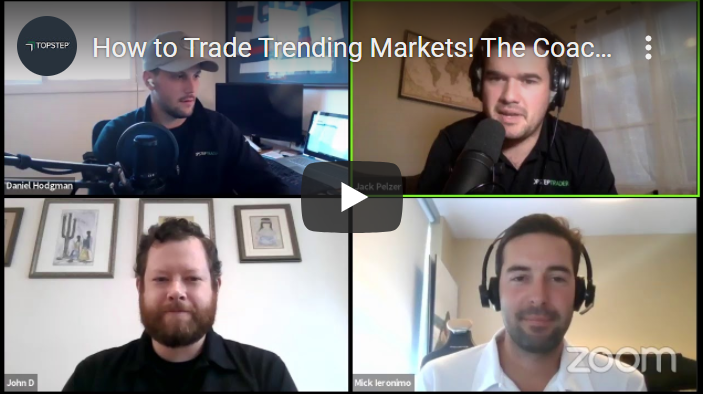 How to trade trending markets