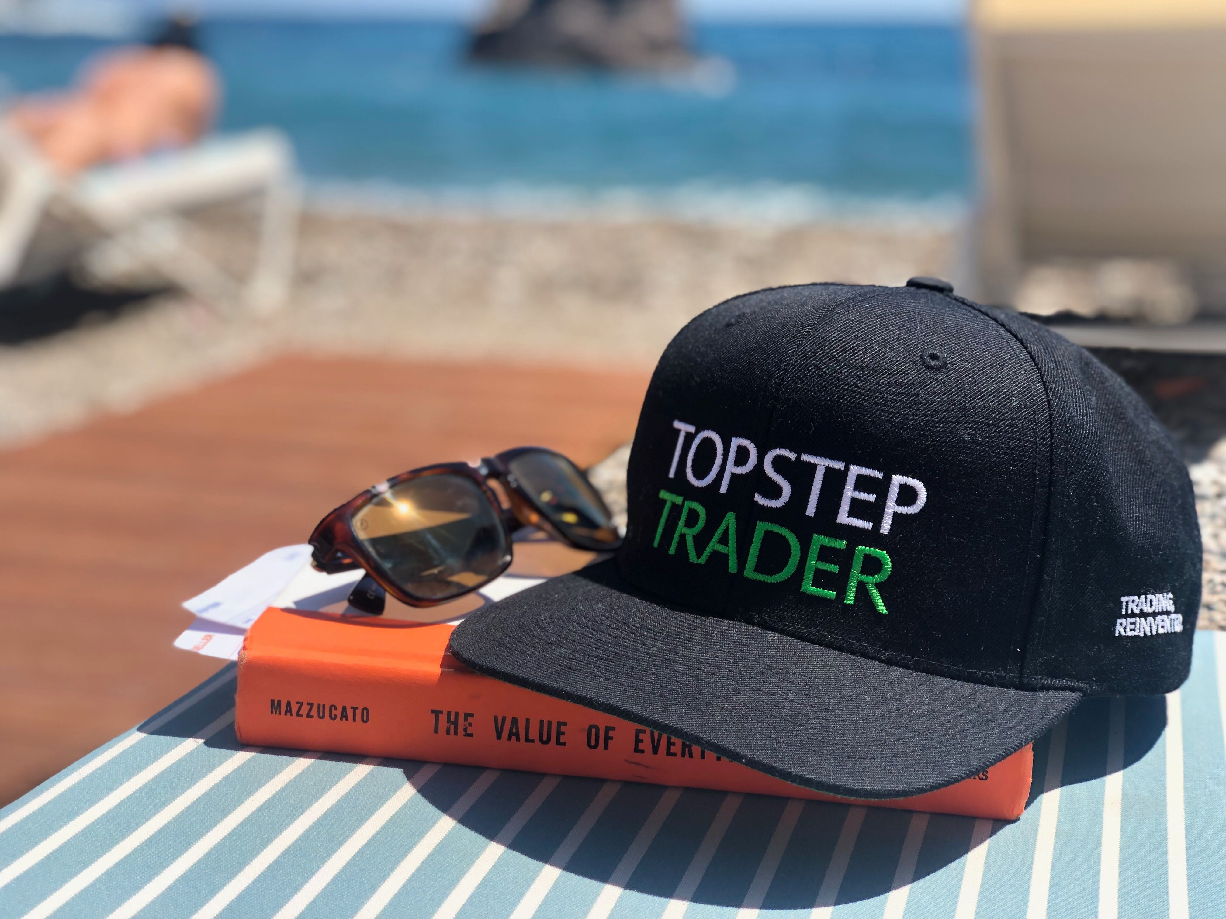 Topstep Vacation Trading
