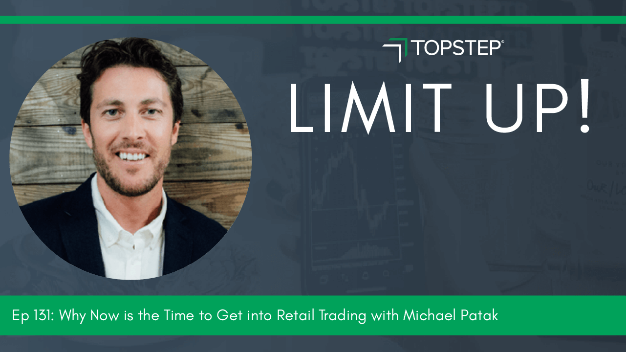Michael Patak - Limit Up Podcast