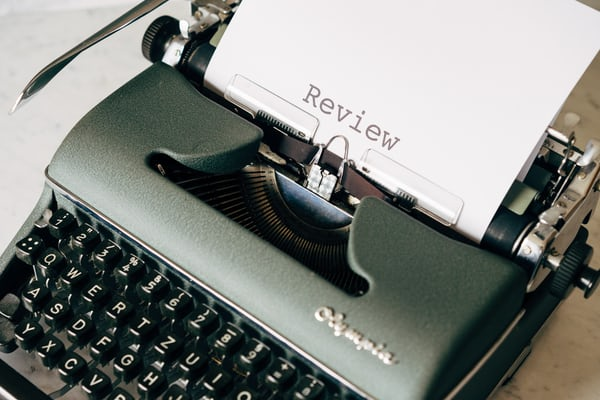 Typewriter - Review