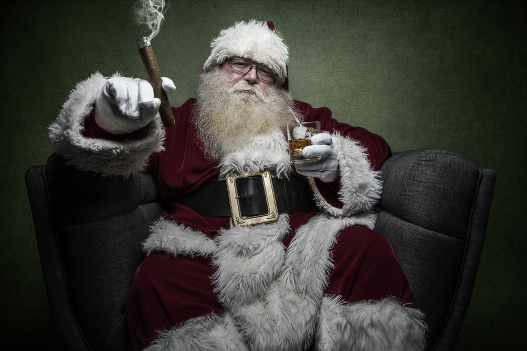 Will Santa Show For Stocks?