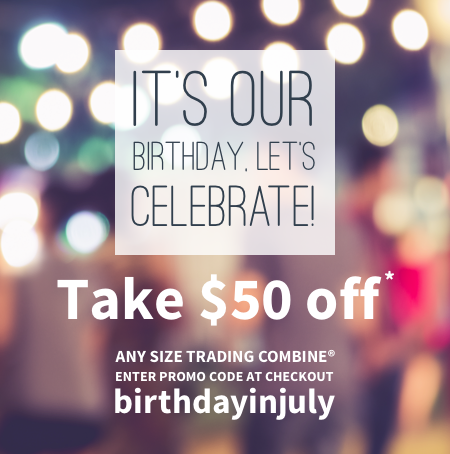 It's Our Birthday, Let's Celebrate!