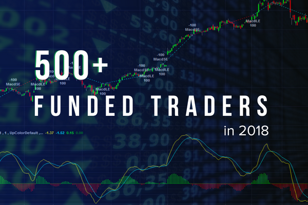 TopstepTrader has Funded 500+ Traders in 2018