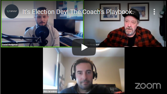 Trading Around the Election - The Coach's Playbook