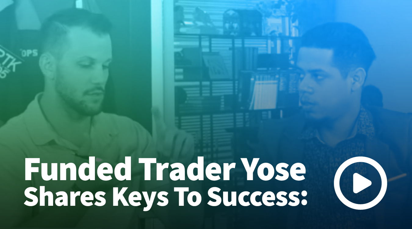 Funded Trader Yose Travels from Dominican Republic to Chicago to Talk Shop