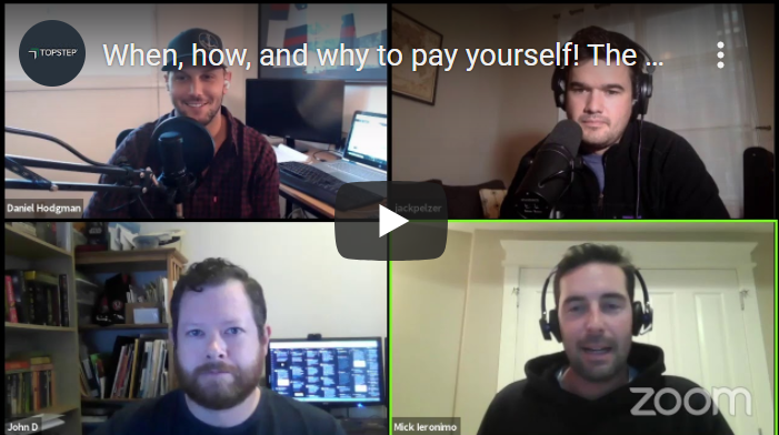 When, how, and why to pay yourself = The Coach's Playbook