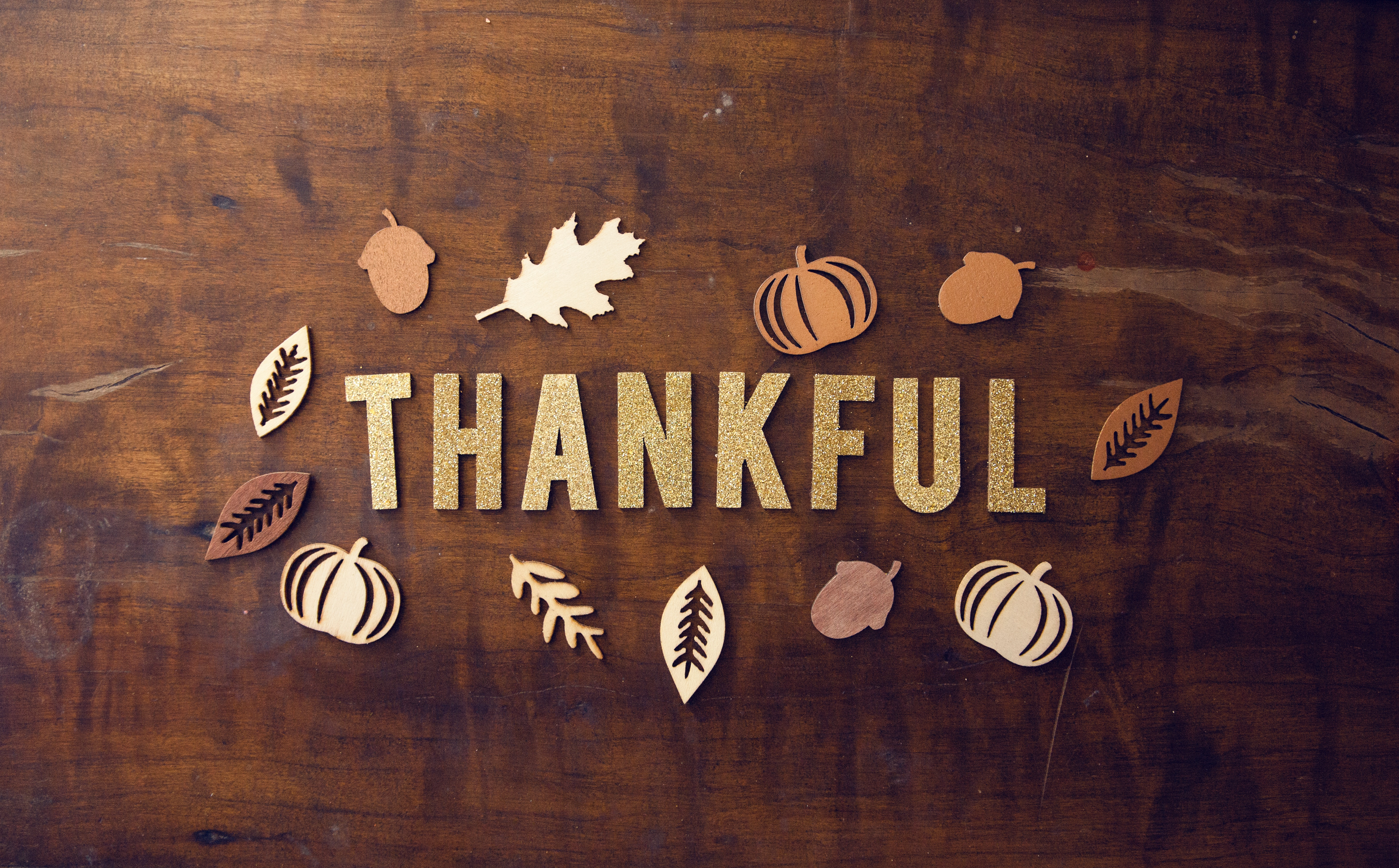 Happy Thanksgiving from Topstep!
