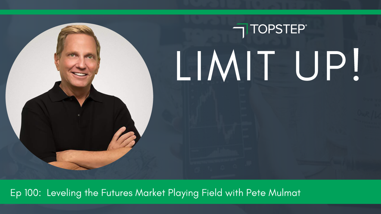 Leveling the Futures Market Playing Field with TastyTrade's Pete Mulmat